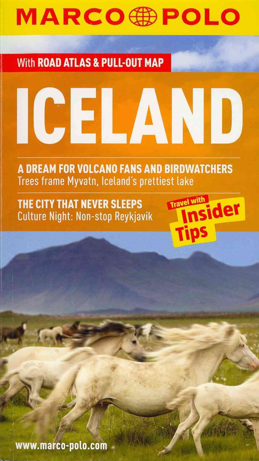 Iceland Marco Polo Guide By Marco Polo (EDT)